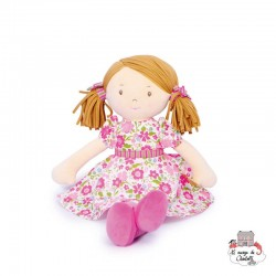 Doll Dames Fran - BON5063326 - Bonikka - Rag Dolls - Le Nuage de Charlotte