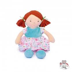Doll Dames Li'l Katy - BON5063327 - Bonikka - Rag Dolls - Le Nuage de Charlotte