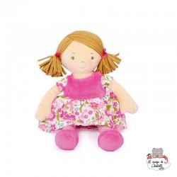Doll Dames Li'l Fran - BON5063329 - Bonikka - Rag Dolls - Le Nuage de Charlotte