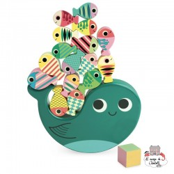 Stacking Game Whaly - VIL-7716 - Vilac - Board Games - Le Nuage de Charlotte