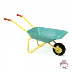 Little gardener's wheelbarrow - VIL-3807 - Vilac - DIY and Gardening - Le Nuage de Charlotte