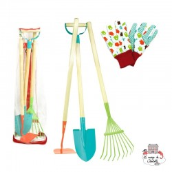 My Big Garden Set - VIL-3806 - Vilac - DIY and Gardening - Le Nuage de Charlotte