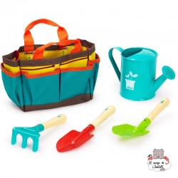 My Little Gardening Tools - VIL-3804 - Vilac - DIY and Gardening - Le Nuage de Charlotte