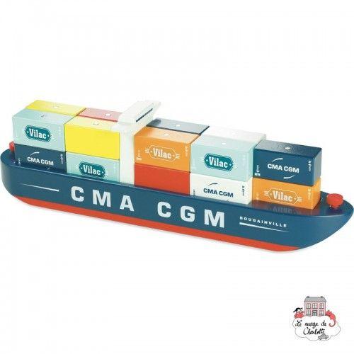 Container Ship Vilacity - VIL-2356 - Vilac - Cars - Le Nuage de Charlotte