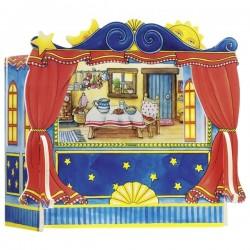 Théâtre de marionnettes à doigt - GOK0046 - goki - Accessories - Le Nuage de Charlotte