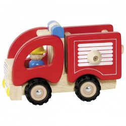 Fire brigade - GOK0045 - goki - Cars - Le Nuage de Charlotte