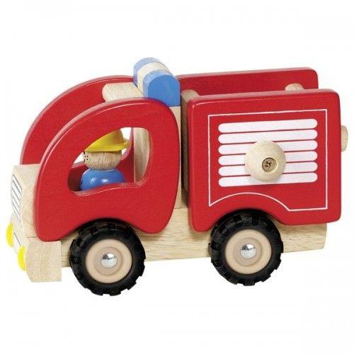 Camion de pompiers - GOK-8655927 - goki - Les bolides - Le Nuage de Charlotte