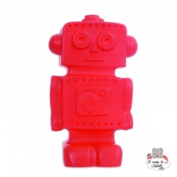 Lamp Robot Red - HEI360019RED - Heico - Night Lights - Le Nuage de Charlotte