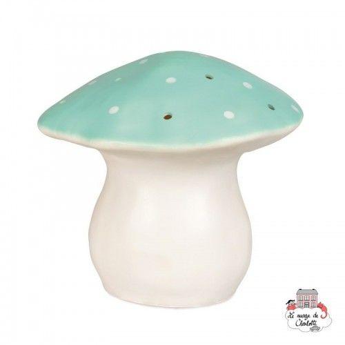 Lamp Large Mushroom Jade - HEI360637JA - Heico - Night Lights - Le Nuage de Charlotte
