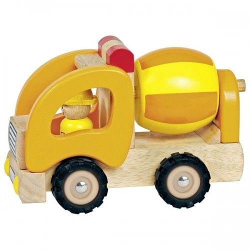 Cement mixer - GOK-8655926 - Goki - Cars - Le Nuage de Charlotte