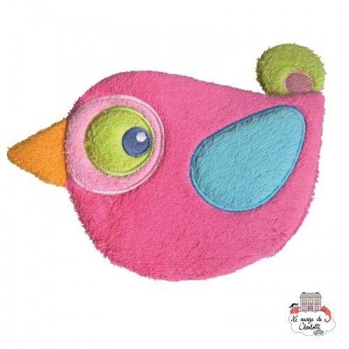 Swash Handpuppet Bird - EGT110083 - Egmont Toys - Washcloths, towel, cape, etc ... - Le Nuage de Charlotte