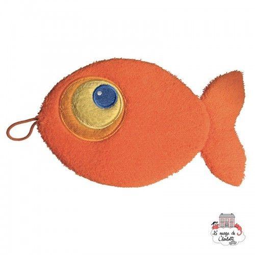 Swash Handpuppet Goldfish - EGT110082 - Egmont Toys - Washcloths, towel, cape, etc ... - Le Nuage de Charlotte
