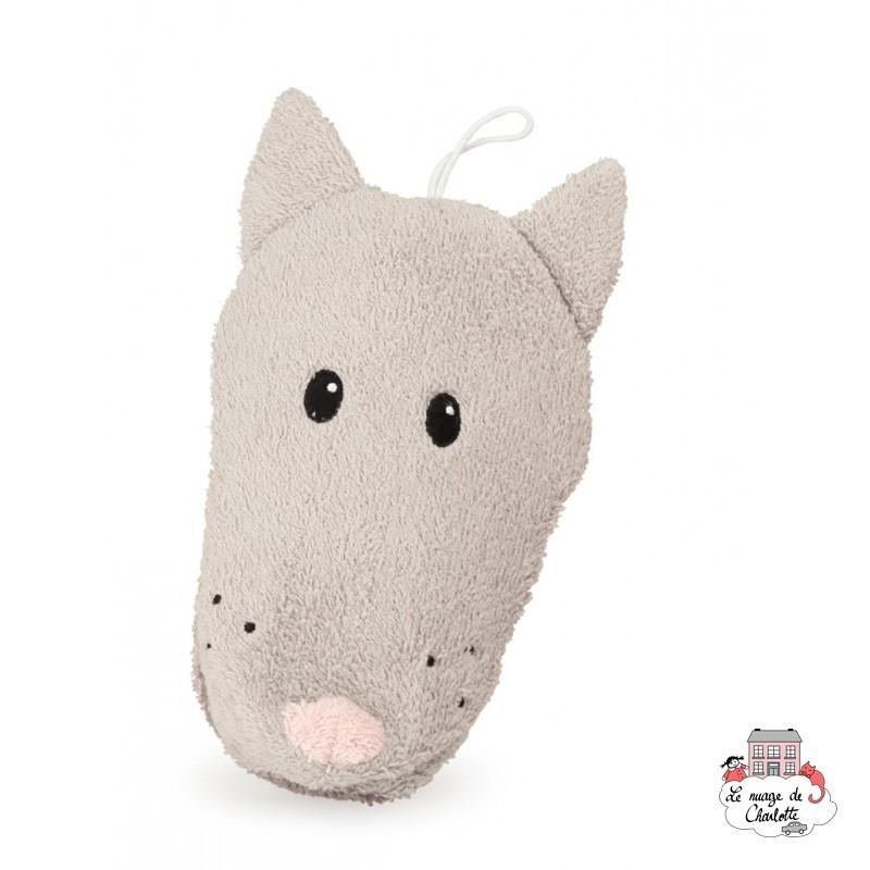 Swash Handpuppet Wolf - EGT-110070 - Egmont Toys - Washcloths, towel, cape, etc ... - Le Nuage de Charlotte