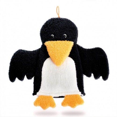 Swash Handpuppet Crow - EGT110080 - Egmont Toys - Washcloths, towel, cape, etc ... - Le Nuage de Charlotte
