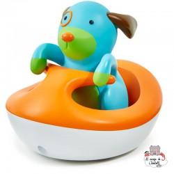 Zoo Rev-Up Wave Rider - Dog - SKP235353 - Skip Hop - Water Play - Le Nuage de Charlotte