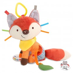 Bandana Buddies Activity Toy - Fox - SKP306206 - Skip Hop - Activity Toys - Le Nuage de Charlotte