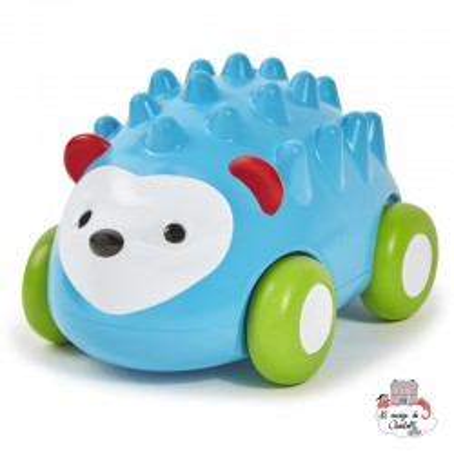 Pull & Go Car - Hedgehog - SKP303107 - Skip Hop - Push along - Le Nuage de Charlotte