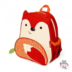 Zoo Little Kid Backpack - Fox - SKP-210256 - Skip Hop - Backpacks - Le Nuage de Charlotte