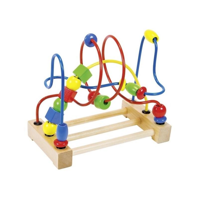 Bead maze - GOK-8659982 - goki - Awakening Toys - Le Nuage de Charlotte