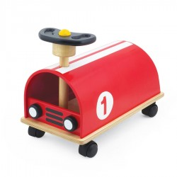 My Red Race Car - PIN-13520 - PINTOY - Ride-on - Le Nuage de Charlotte