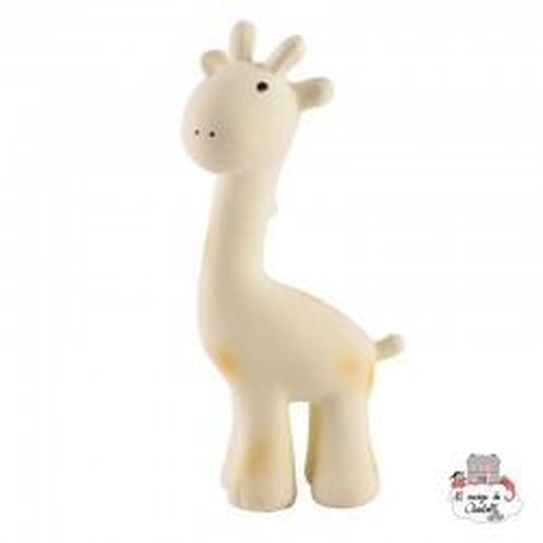 Giraffe my first Zoo - TIK-5065010 - Tikiri - Rattles - Le Nuage de Charlotte