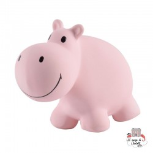 Hippo my first Zoo - TIK-5065014 - Tikiri - Rattles - Le Nuage de Charlotte