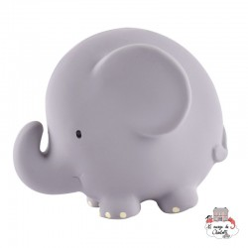 Elephant my first Zoo - TIK-5065015 - Tikiri - Rattles - Le Nuage de Charlotte