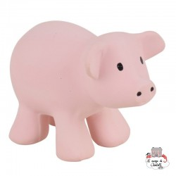 Pig my first Farm animal - TIK5065023 - Tikiri - Rattles - Le Nuage de Charlotte