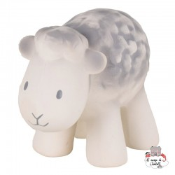 Sheep my first Farm animal - TIK-5065025 - Tikiri - Rattles - Le Nuage de Charlotte