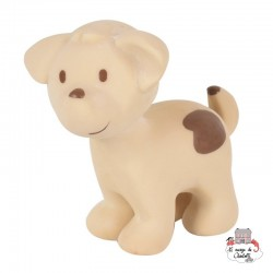 Dog my first Farm animal - TIK-5065028 - Tikiri - Rattles - Le Nuage de Charlotte