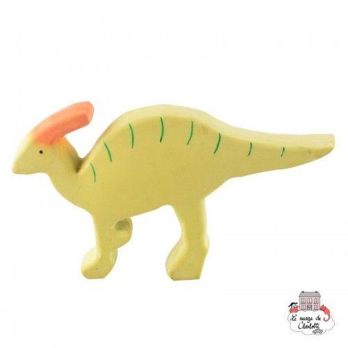 Para Baby Parasaurolophus - TIK-5065005-93005 - Tikiri - Chewy Toys - Le Nuage de Charlotte