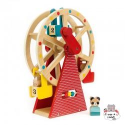 Carnival Play Set - PTC-5074407 - Petit Collage - Figures and accessories - Le Nuage de Charlotte