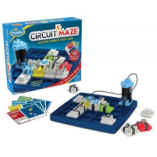 Circuit Maze - THI0002 - Thinkfun - Logic Games - Le Nuage de Charlotte
