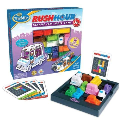 RushHour Jr. - THI0004 - Thinkfun - Logic Games - Le Nuage de Charlotte