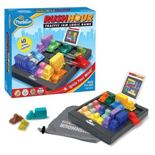 RushHour - THI0007 - Thinkfun - Logic Games - Le Nuage de Charlotte