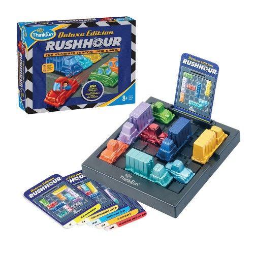 RushHour Deluxe Edition - THI0006 - Thinkfun - Logic Games - Le Nuage de Charlotte