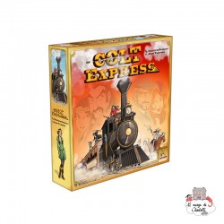 Colt Express - LUD0001 - Ludonaute - for the older - Le Nuage de Charlotte