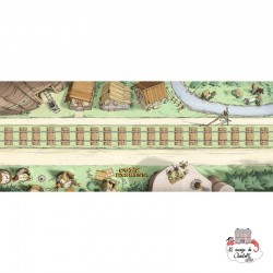 Colt Express - Play Mat - LUD0004 - Ludonaute - for the older - Le Nuage de Charlotte