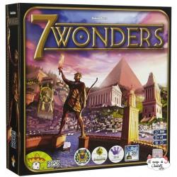 7 Wonders - REP-6292033 - Repos Production - Jeux de société - Le Nuage de Charlotte