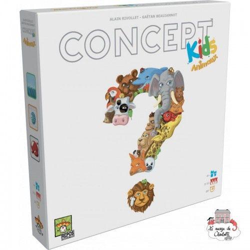 Concept Kids - REP0004 - Repos Production - pour les plus petits - Le Nuage de Charlotte