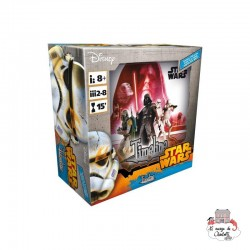Timeline - Star Wars - ZYG0002 - Zygomatic - for the older - Le Nuage de Charlotte