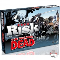 Risk - The Walking Dead - WIM0002 - Winning Moves - for the older - Le Nuage de Charlotte