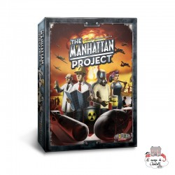 The Manhattan Project - MIG0001 - Minion Games - for the older - Le Nuage de Charlotte