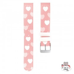 Twistiti Strap - Hearts - TWI0003 - Twistiti - Watches - Le Nuage de Charlotte