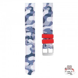 Twistiti Strap - Artic Camouflage - TWI0005 - Twistiti - Watches - Le Nuage de Charlotte