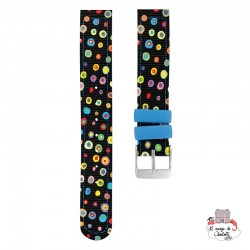 Twistiti Strap - Dots - TWI0006 - Twistiti - Watches - Le Nuage de Charlotte