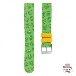 Twistiti Strap - Green - TWI0007 - Twistiti - Watches - Le Nuage de Charlotte