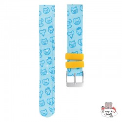 Twistiti Strap - Blue - TWI0009 - Twistiti - Watches - Le Nuage de Charlotte