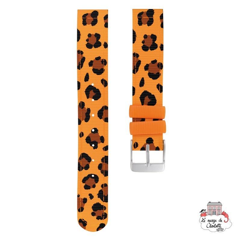 Twistiti Strap - Leopard - TWI-WS17 - Twistiti - Watches - Le Nuage de Charlotte