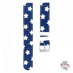 Twistiti Strap - Stars - TWI0013 - Twistiti - Watches - Le Nuage de Charlotte